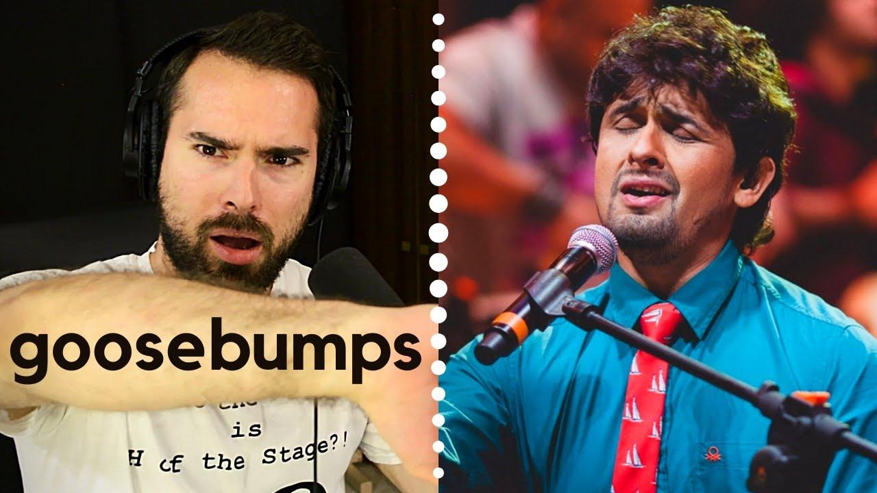 Singing Coach Reacts - Sonu Nigam Unplugged Live - Abhi Mujh Mein Kahin Sonu Nigam Unplugged