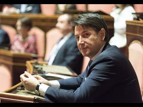 Conte riprende la ricerca di parlamentari per fare una nuova maggioranza in attesa dell'incontro con