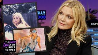 Michelle Pfeiffer Is IG's #TBT Queen