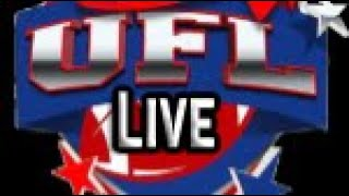UFL 2021 Schedule Review Show on UFL LIVE