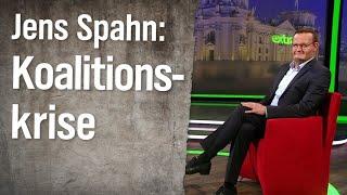 Ehring im Gespräch mit Jens Spahn: Koalitionskrise