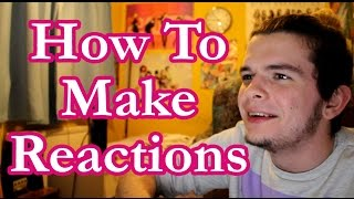 How To Make Reaction Videos - Tutorial | KpopSteve