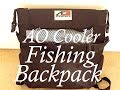 AO Cooler Fishing Backpack!