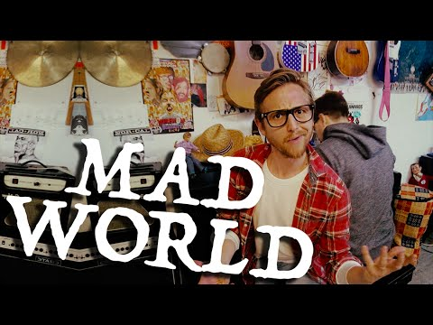 Mad World - Tears for Fears / Gary Jules - Happy Sad Songs