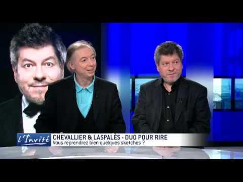 """Chevallier & Laspalès : """" c'est l'amitié qui nous unit"""""""