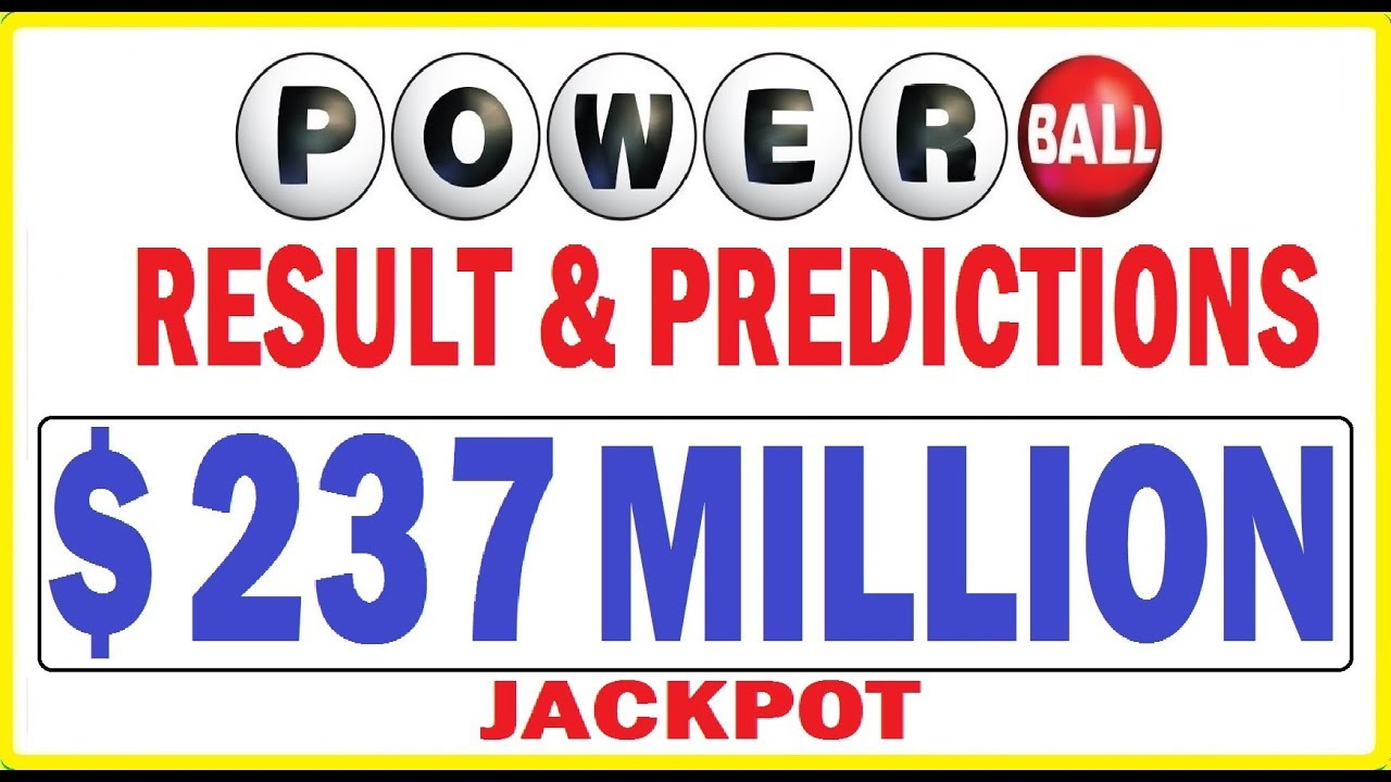 Powerball Lotto Results Lotterywest