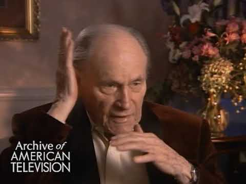 E.G. Marshall on his early days as an actor in New York - TelevisionAcademy.com/Interviews