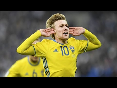 Emil Forsberg - The Maestro - Amazing Skills, Passes, Assists & Goals