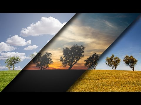 Making Insanely Difficult Selections Like Trees Using Alpha Channel In Photoshop