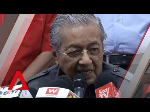 Mahathir Mohamad explains why Malaysia will withdraw from KL-Singapore HSR project