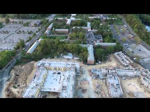 DJI Flight: Stony Brook University