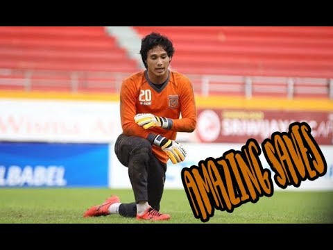 M.Ridho Saves Compilation Vs Mitra Kukar