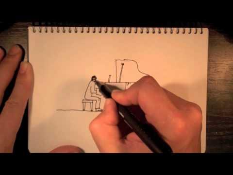 Sketch Piano by jigsketch