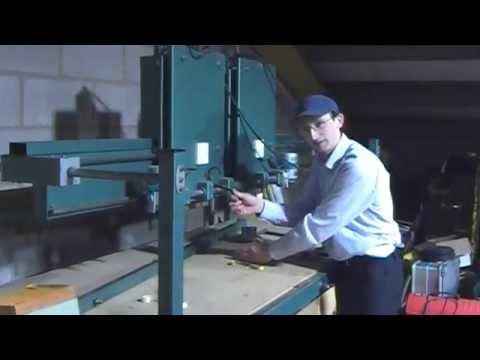 Carving Machine Demonstration Video (Sold on eBay UK)