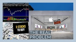 THE STOCK MARKET IS GOING TO GO CRAZY THIS WEEK - My Watchlist - 3 STOCKS TO BUY NOW!