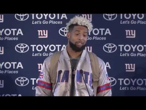 Odell Beckham Jr. expects to play Sunday...