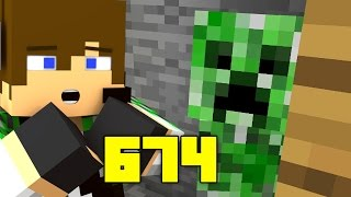 Minecraft ITA - #674 - MINIERA ABBANDONATA!