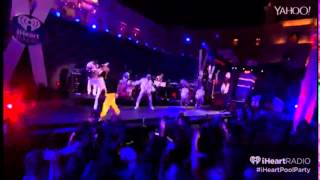 Chris Brown Five More Hours iHeartRadio Summer Pool Party 2015.mp3