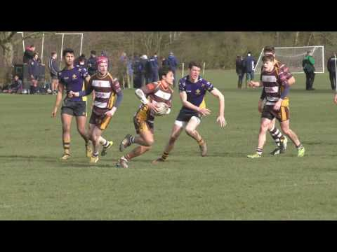 Solihull 7s 2017 - Monmouth School pick of the tries