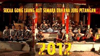 Download Mp3 Pementasan Sekaa Gong Luang Alit Semara Dahana  2012