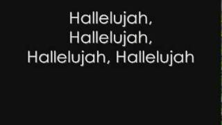 Hallelujah - Kate Voegele (with lyrics)