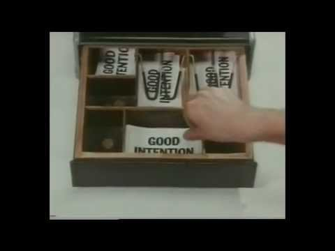 1979-04 UK Conservative Political Broadcast on Good Intentions