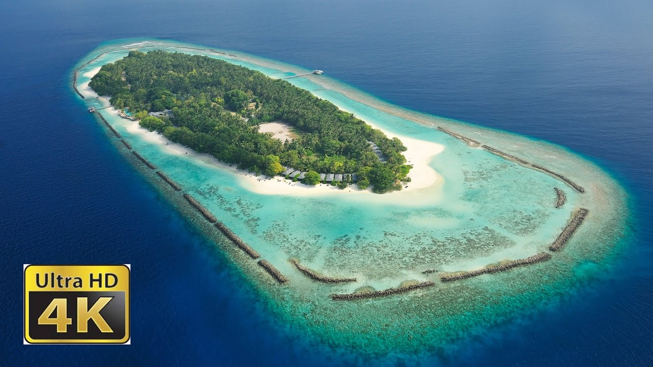 Malediven - amazing 4k video