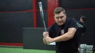 The FollowThru Bat - The Baseball Rebellion Way