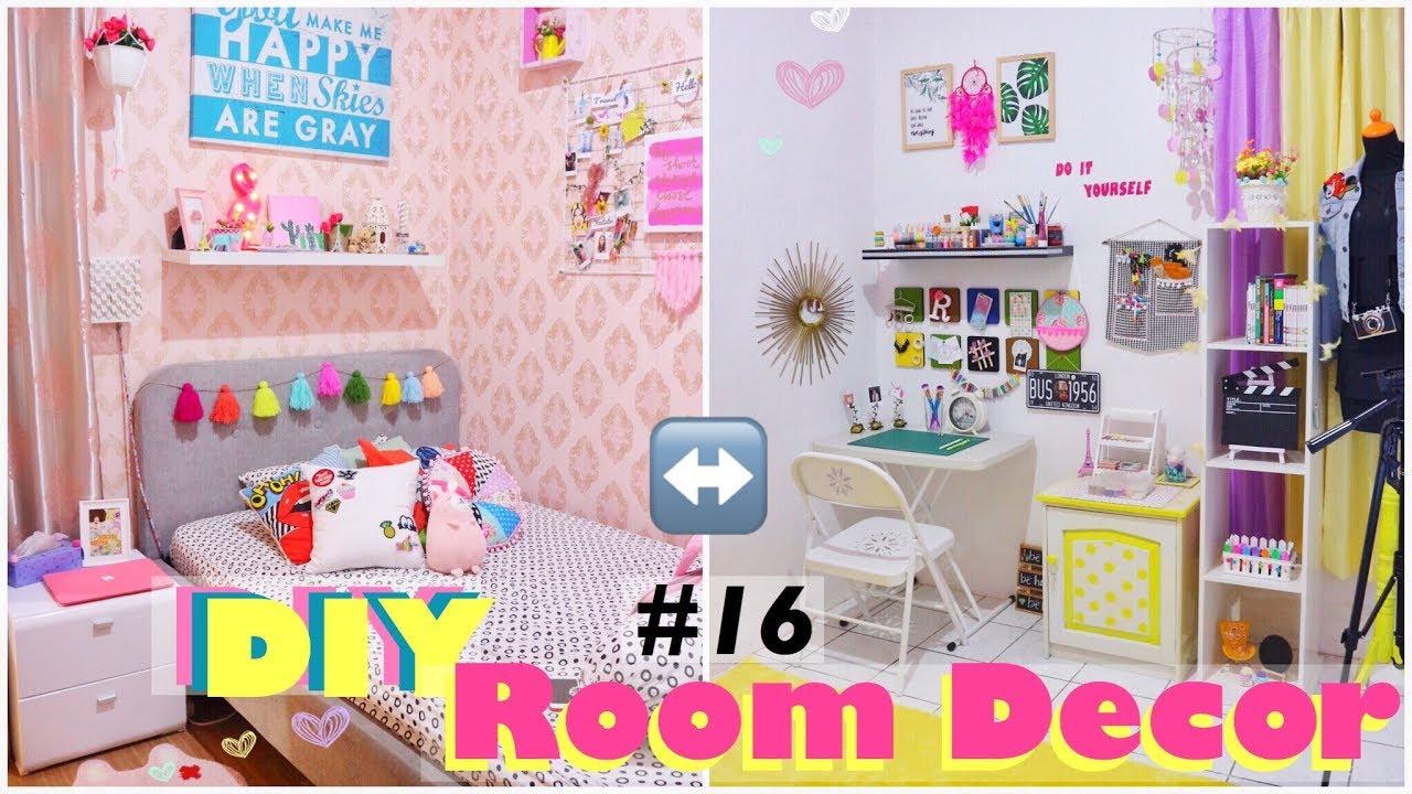 Diy Room Decor 16 I Decor Ideas 2018 Easy Diy Youtube