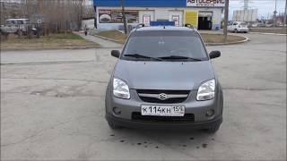 Suzuki Ignis 2007 осмотр к объявлению о продаже