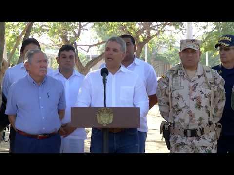 Colombia aplaude decisi�n de la OEA de no reconocer mandato de Maduro: Duque