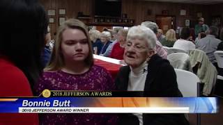 Bonnie Butt - Sixth of Ten 2018 WBOC Jefferson Award Winners