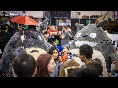 Adam Savage Incognito: Double Totoro!