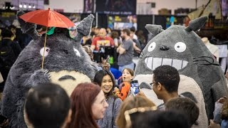 Adam Savage Incognito: Double Totoro!