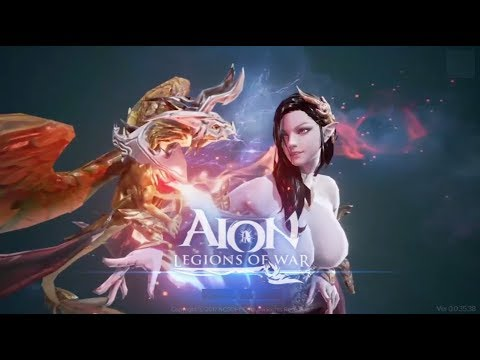 AION: Legions Of War, DRAGON FRONTIER, Android\IOS GamePlay TAKE 3