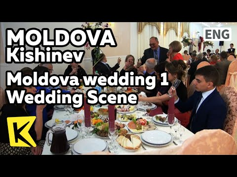 【K】Moldova Travel-Kishinev[몰도바 여행-키시너우]몰도바 결혼식 1 결혼식 풍경/Wedding scene