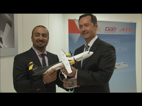 Nesma Airlines GMA Signing and Delivery Ceremony - April 2016