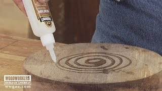 Gluing Wet Wood | Woodworkers Guild Of America