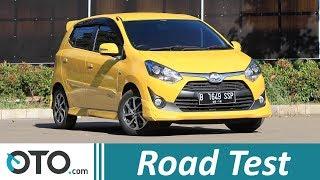 Toyota New Agya 1.2 TRD | Road Test | Pesaing Honda Brio Satya | OTO.com