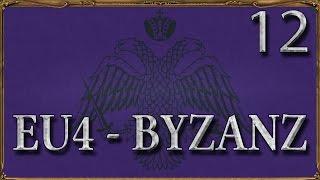 Europa Universalis IV Byzanz 12 - Ungarnfeldzug (Deutsch / Let's Play / Rom)