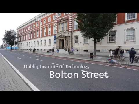 Welcome to DIT Bolton Street, September 2016