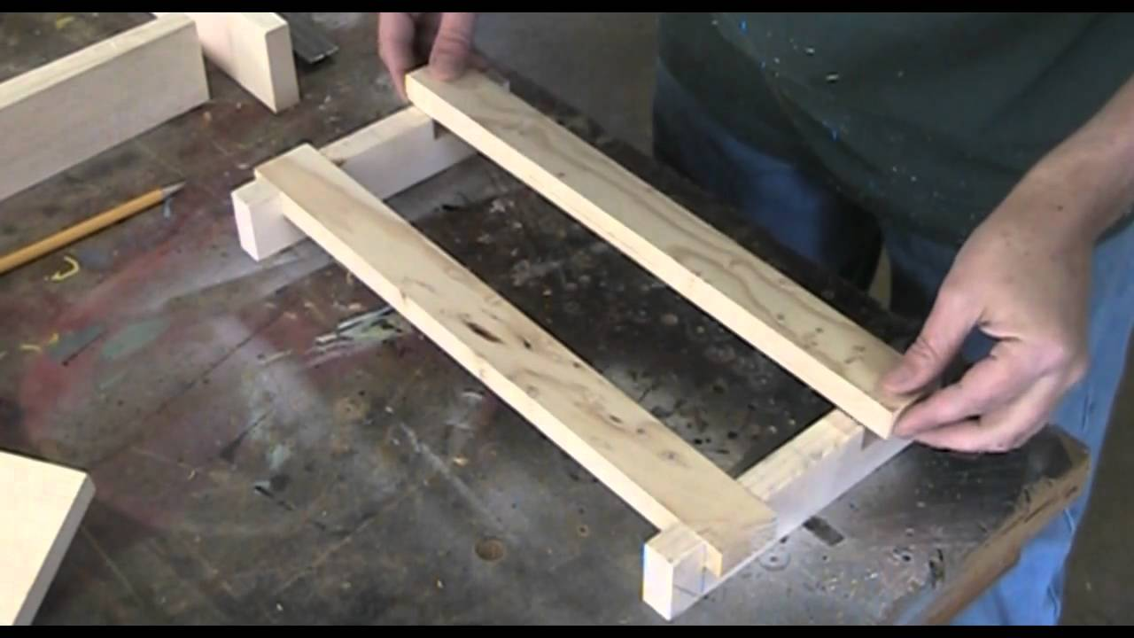 Bookends build a small book stand youtube malvernweather Images