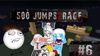 500 Jumps 2 RAGE #6 Das ist ja zum Mäuse melken! | Porkchop Media