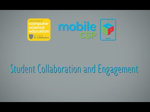 Student Collaboration And Engagement