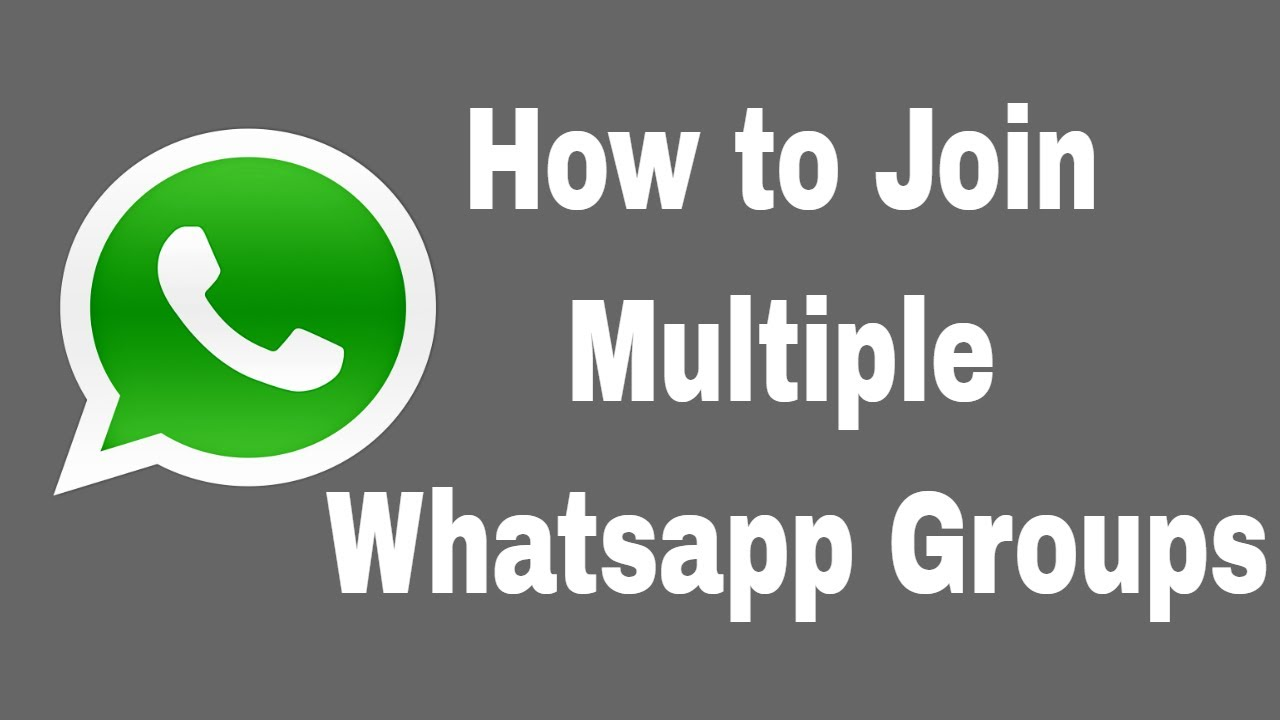 How to Join Multiple Whatsapp Groups | Whatsapp Group App 2019