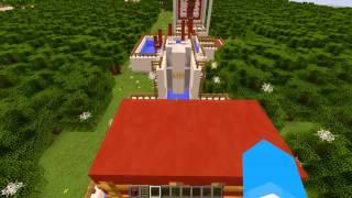 Minecraft Ninja Warrior: Stage 1 Showcase
