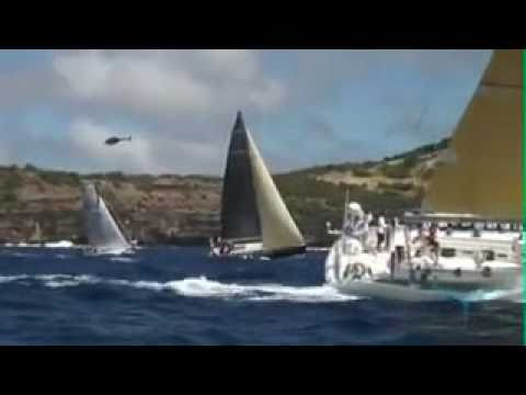 Caribbean 600 offshore race start - 1st 2009
