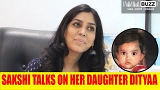 Exclusive: Sakshi Tanwar opens up about her daughter Dityaa