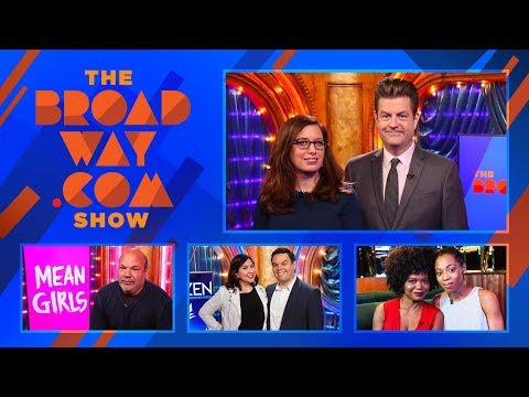 The Broadway.com Show - 5/18/18: FROZEN, MEAN GIRLS, Tom Hollander, LaChanze & More