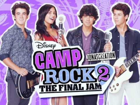 Its On  Camp Rock 2 Full song  Lyrics